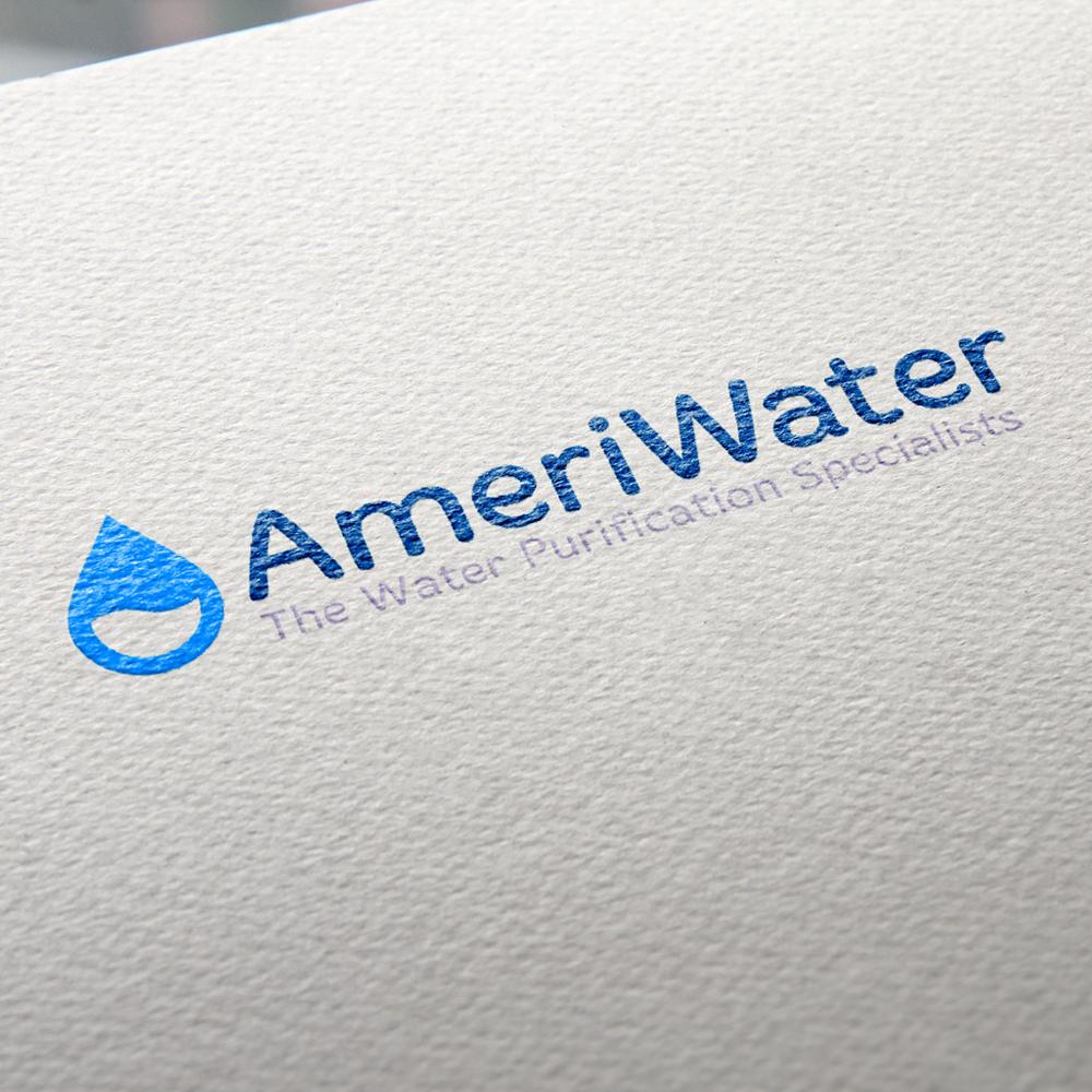 AmeriWater logo