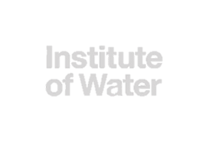institute of water white logo