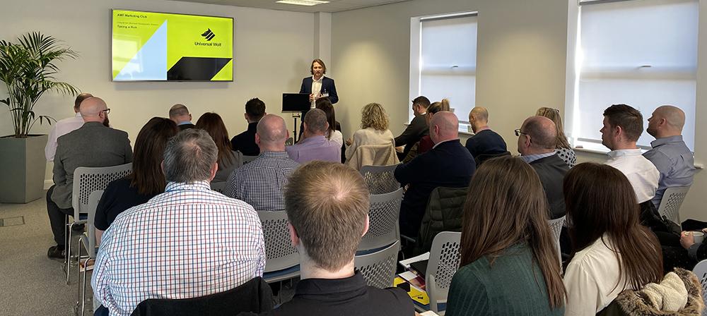 Craig Brown's Presentation for the AMF Marketing Club